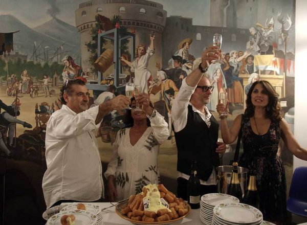 Geppi Di Stasio festeggia il suo compleanno