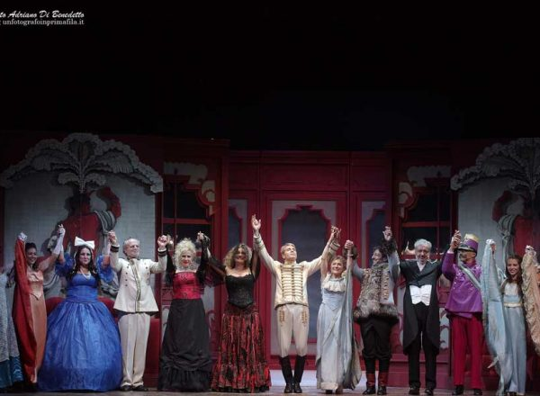 La Principessa della Czarda Teatro Arcobaleno