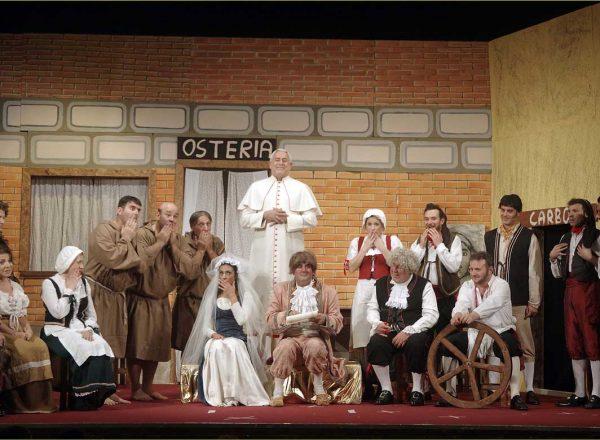 Gasperino er Carbonaro al Teatro Anfitrione